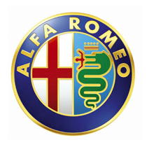 alfa romeo car parts logo