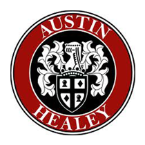 austin-healey car parts logo