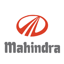 mahindra car parts logo