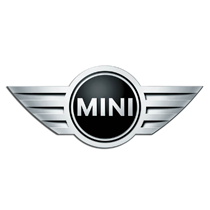 mini car parts logo