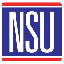 nsu car parts logo