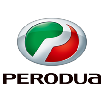 perodua car parts logo