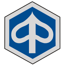 piaggio car parts logo