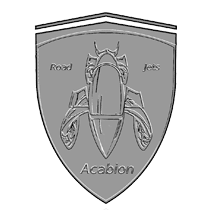 acabion bike parts logo