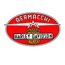 aermacchi bike parts logo