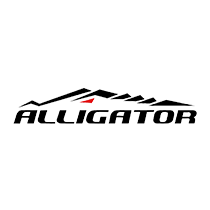 alligator bike parts logo