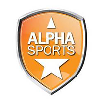 alphasports bike parts logo