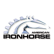 american ironhorse bike parts logo