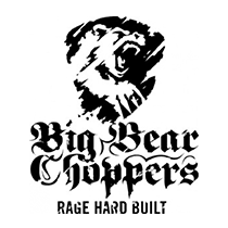 big bear choppers bike parts logo