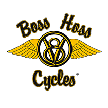 boss hoss bike parts logo