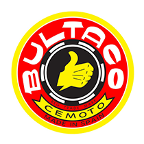 bultaco bike parts logo