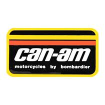 can am bike parts logo