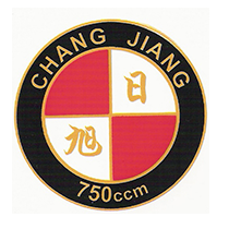 chang jiang bike parts logo