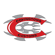 covingtons bike parts logo