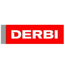 derbi bike parts logo