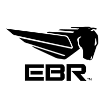 erik buell racing bike parts logo