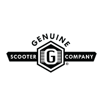 genuine scooter bike parts logo
