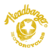 headbanger bike parts logo