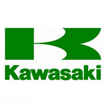 kawasaki bike parts logo