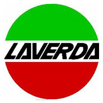 laverda bike parts logo