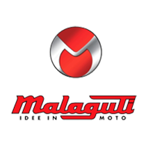 malaguti bike parts logo
