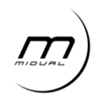 midual bike parts logo