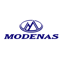 modenas bike parts logo