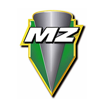 mz bike parts logo