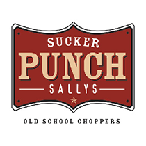 sucker punch bike parts logo