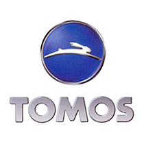 tomos bike parts logo